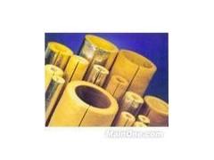 玻璃棉管, 空调热水、冷水系统保温材料