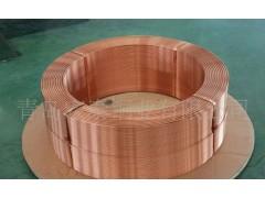 七星紫铜管盘管, R410盘管,空调铜管
