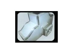 双面彩钢板玻纤风管, 彩钢板复合风管,双面彩钢板风管