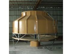 圆形冷却塔, 圆形逆流式玻璃钢冷却塔