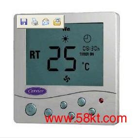 开利中央空调温控器