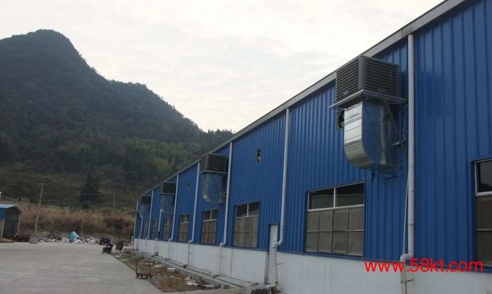 福建厂房通风降温设备