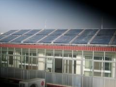 北京晴华圣洁太阳能热水器