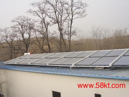 太阳能供暖设备