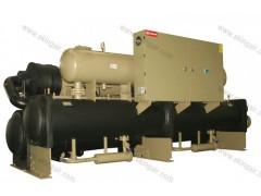 高温螺杆水(地)源热泵机组