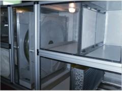 转轮式能量回收机组