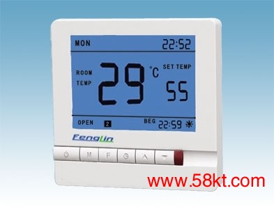 空调可编程温控器