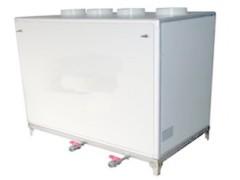 全热回收热驱动溶液除湿空调