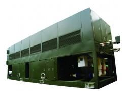 蒸发式热泵机组
