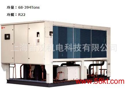 特灵风冷螺杆式热泵机组