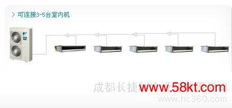 成都大金LMX系列中央空调