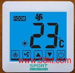 中央空调大屏温控器