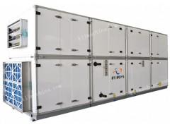 外置室外机型双冷源新风处理机组