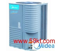 美的3匹高温直热商用空气能热泵