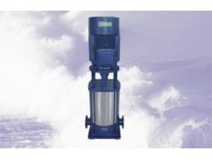 低转速不锈钢立式多级泵