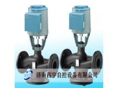 西门子电动温控阀, VVF43.125