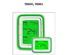 液晶显示温度控制器, T6861