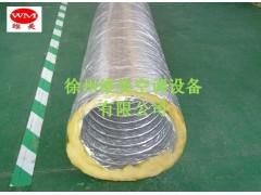 铝箔软管, 中央空调末端通风软管
