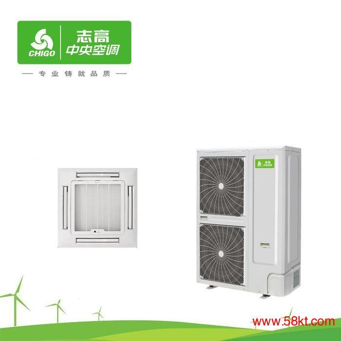 志高10匹风冷柜机商用空调