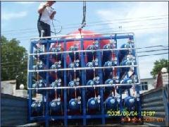 气体顶压应急消防给水设备
