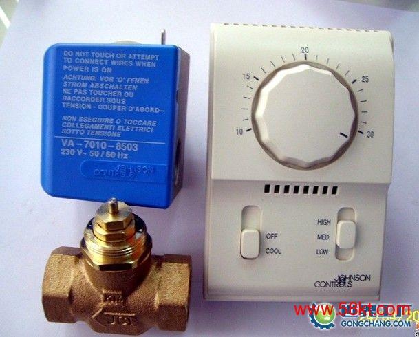 江森温控器