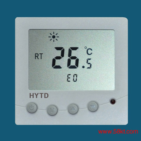 液晶温控器