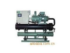 水冷螺杆工业冷水机组, 高效能双螺杆压缩机