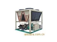 风冷螺杆工业冷水机组, 采用进口螺杆式压缩机