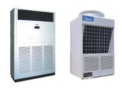 美的空调十匹风冷柜机