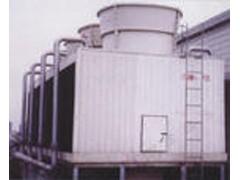 德州亚太方型横流式冷却塔, 玻璃钢材质