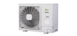 成都日立小型变频多联中央空调