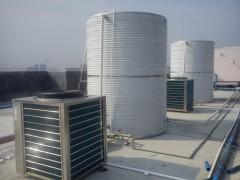 别墅空气能热泵热水器