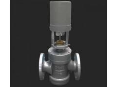 中央空调动态平衡阀, 电动调节调
