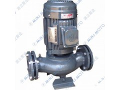 源立立式管道泵