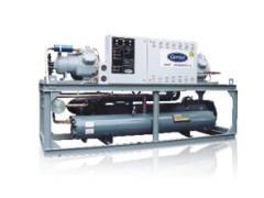 开利小型涡旋式风冷热泵机组