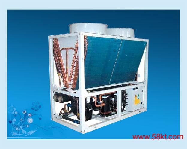 约克风冷热泵机组