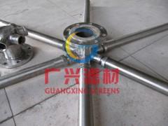 不锈钢中排装置布水管