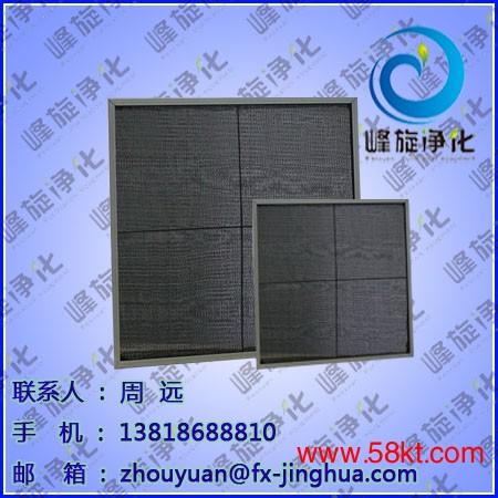 FX黑色PP料平板式尼龙过滤网