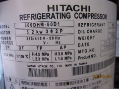 日立立式涡旋压缩机, 海信立式空调压缩机