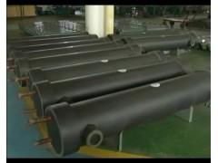 干式蒸发器, 壳管式蒸发器