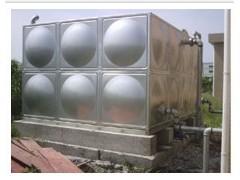 组合式不锈钢生活饮用水箱