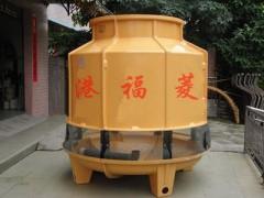 深圳冷却水塔, 圆形冷却水塔、玻璃钢冷却塔