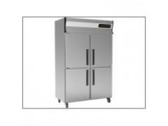 四门单温冷冻冰箱
