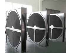 转轮式热交换器, 空调末端热回收