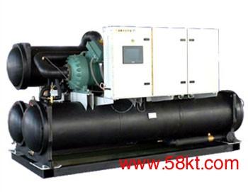 蓝德高温型热泵机组