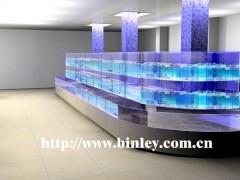 长沙海鲜养殖设备, 饭店海鲜池制作与设计