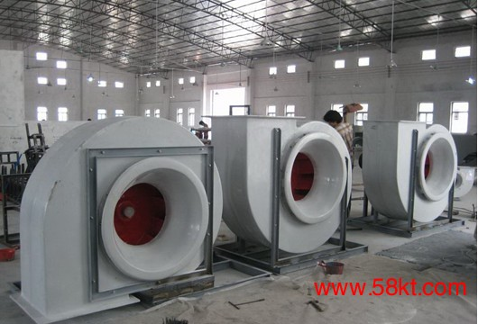上海玻璃钢风机