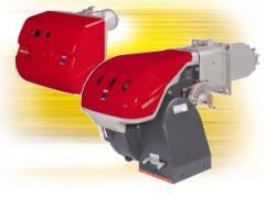 两段火燃气燃烧器, 燃气锅炉燃烧器