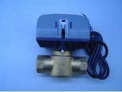 开利电动二通阀末端控制