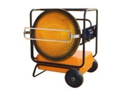 工业燃油红外线暖风机加热器